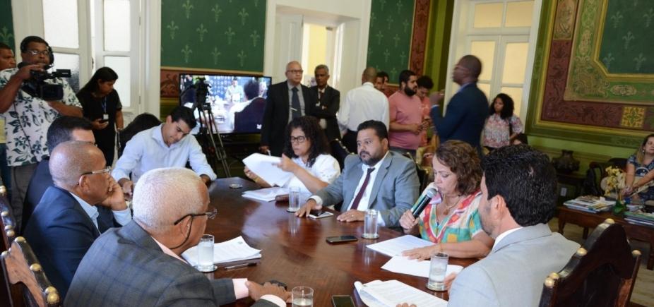 CCJ da Câmara aprova admissibilidade da revisão da Lei Orgânica