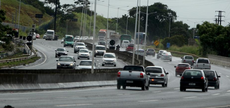 Feriado tem queda no número de acidentes, mas registra aumento de mortes na BA