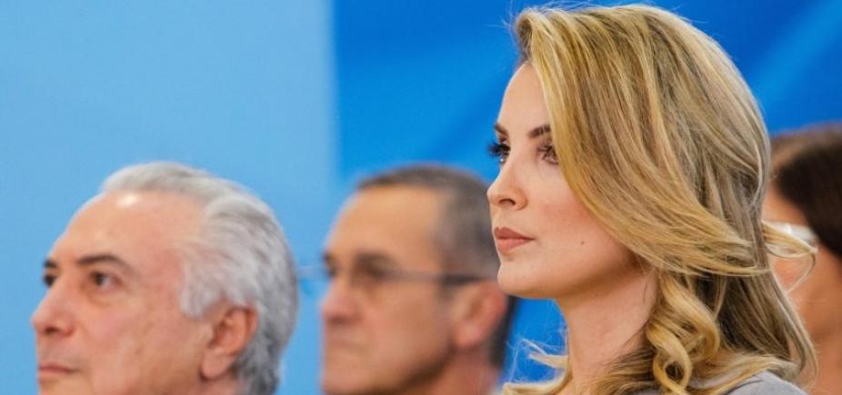 Marcela Temer comprou casa de José Yunes, confirma Planalto