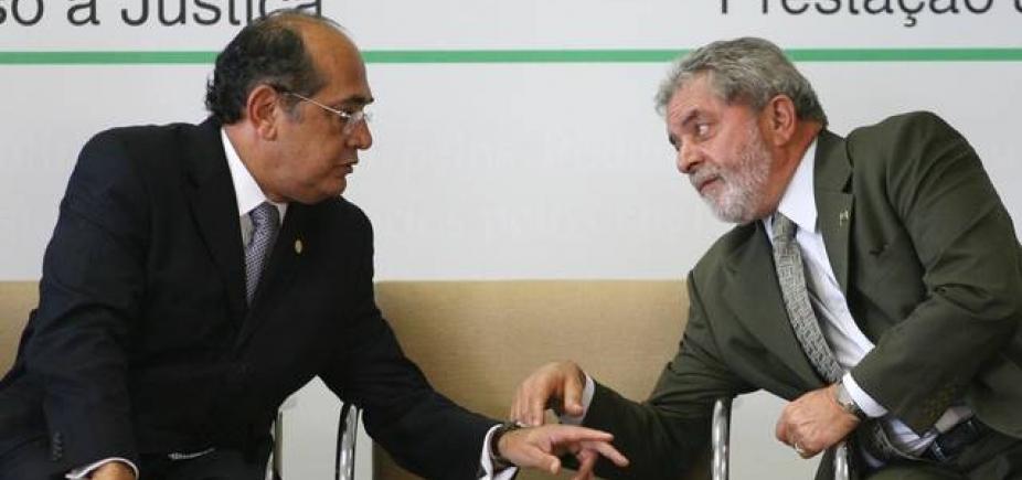 Condenação de Lula afetou imagem do país, diz Gilmar Mendes