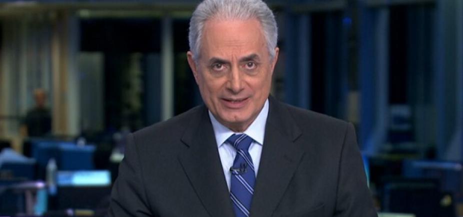 William Waack recebeu R$ 3,5 milhões em acordo com a Globo, diz colunista