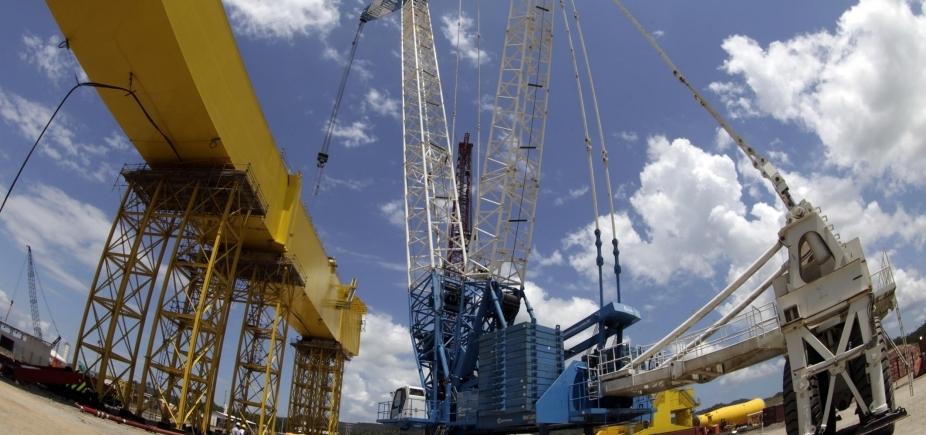 Setor industrial cresce 4,3% em relação ao bimestre do ano passado