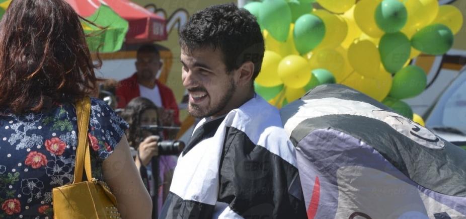 Pixuleco de Lula será barrado pela PM em protesto no DF