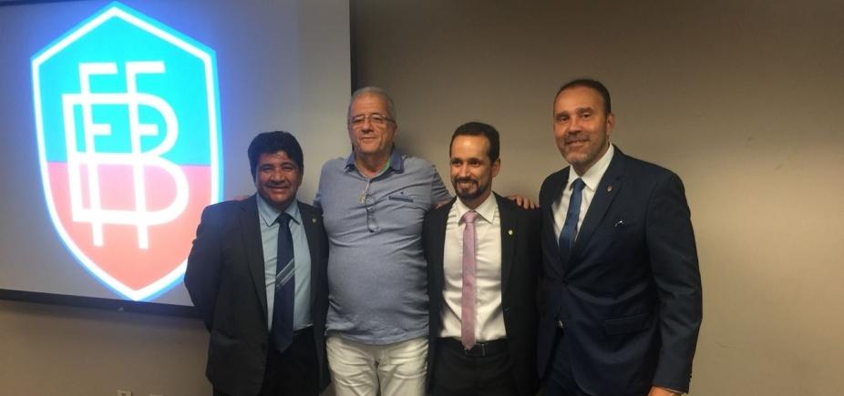 Ricardo Lima é eleito presidente da Federação Bahiana de Futebol