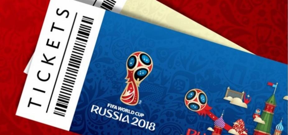 Copa do Mundo: 1,7 milhão de ingressos já foram vendidos, revela Fifa
