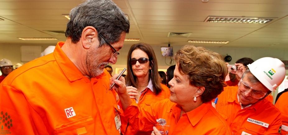 Pasadena: PF responsabiliza Dilma e pede quebra de sigilo bancário de Gabrielli
