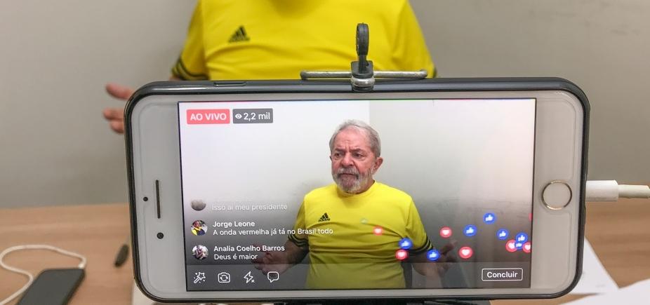 Governo do Paraná avalia locais de prisão para Lula