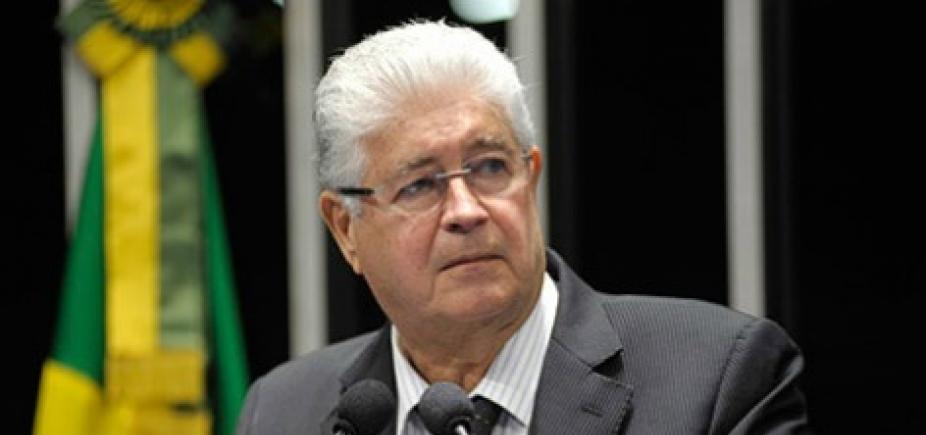 ʹPresunção de inocência vale pro Lula, pro José e pro Pedroʹ, diz Requião