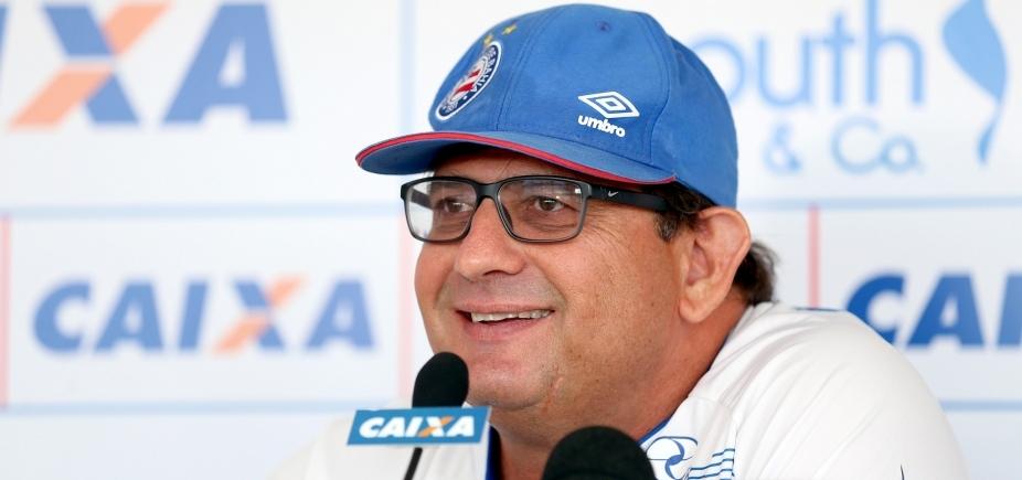 Após receber alta, Guto é confirmado em treino do Bahia