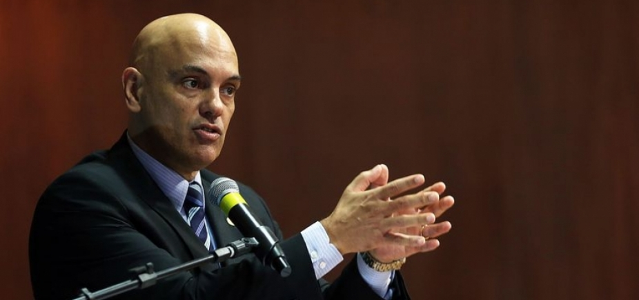 Alexandre de Moraes vota contra habeas corpus; placar está 2 a 1