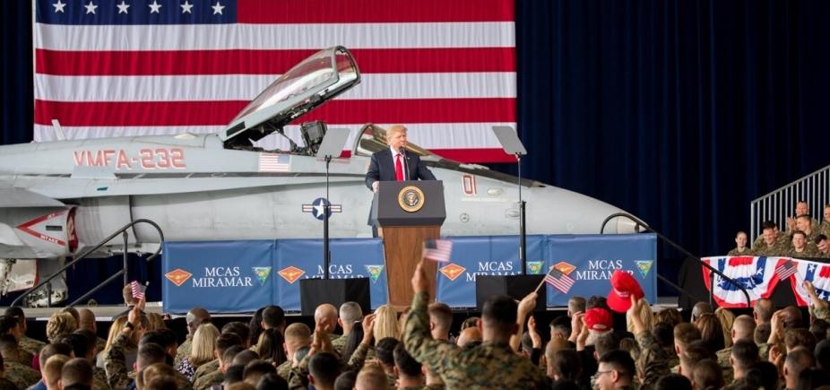 Trump ordena retirada de tropas da Síria