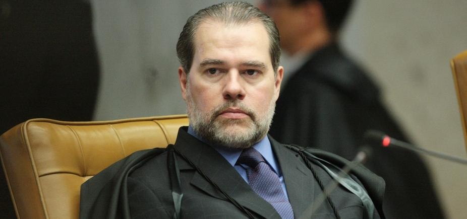 Toffoli vota a favor de habeas corpus de Lula; placar é de 5x2 contra o petista