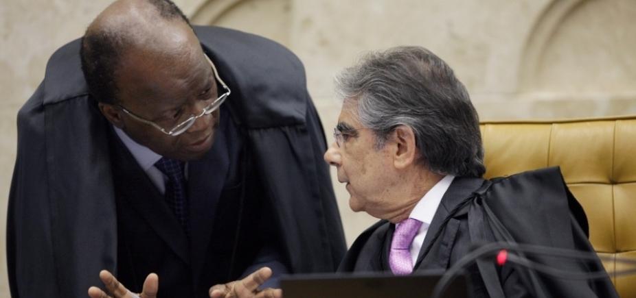 Ex-presidentes do STF demonstram preocupação com intervenção militar