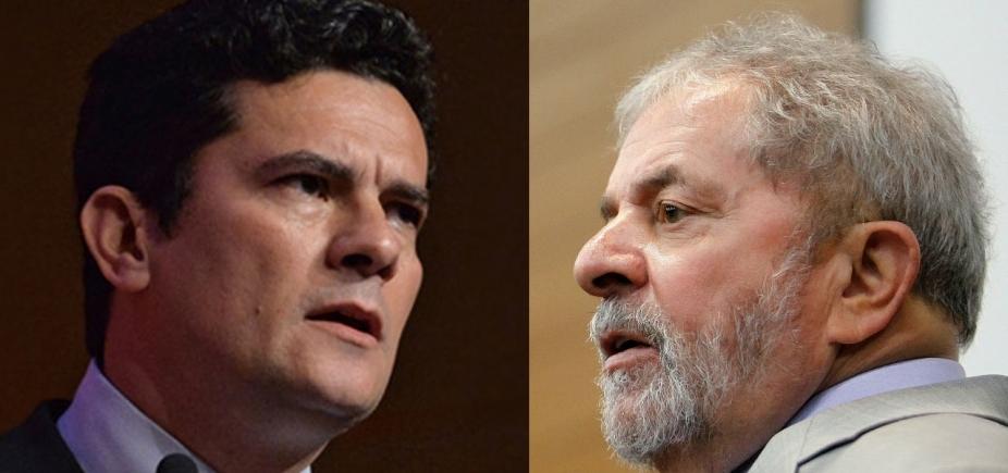 Nova sentença de Moro contra Lula sai ainda este semestre