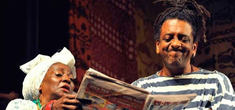 Bando de Teatro Olodum anuncia ʹÓ Paí, Ó!ʹ no Vila Velha em maio