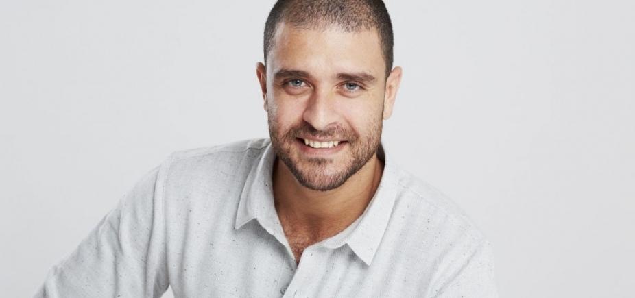 Diogo Nogueira faz show inédito no Teatro Castro Alves