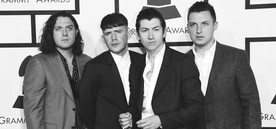 Arctic Monkeys lança novo disco em maio