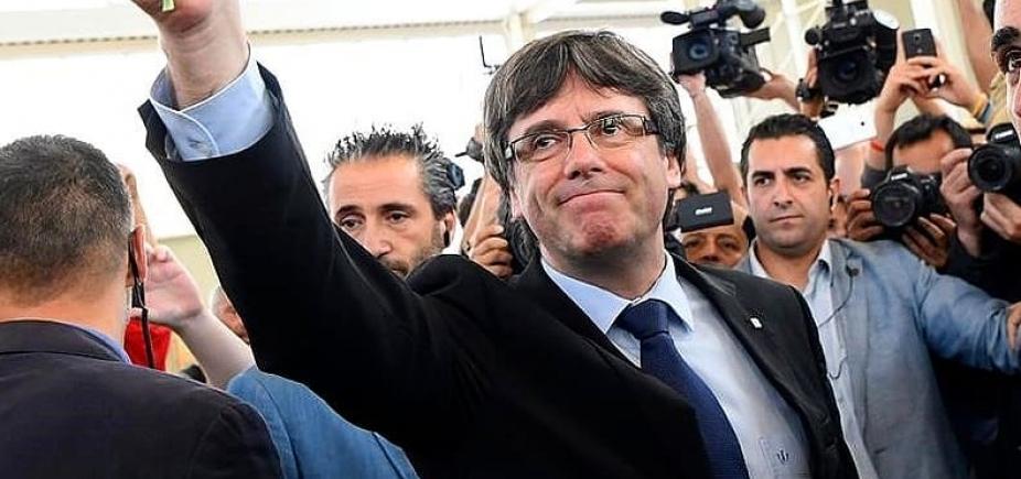 Justiça alemã nega extradição de Puigdemont