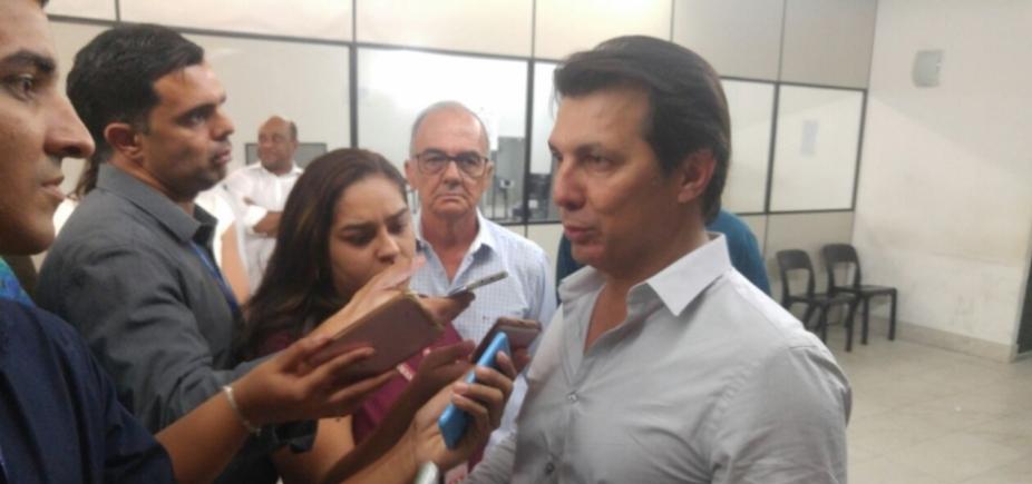 Maia diz que Neto será candidato e fala em 'notícias alvissareiras' sobre PR