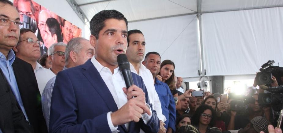 Neto decide concorrer ao governo e leva Gualberto para o PR como vice, dizem aliados
