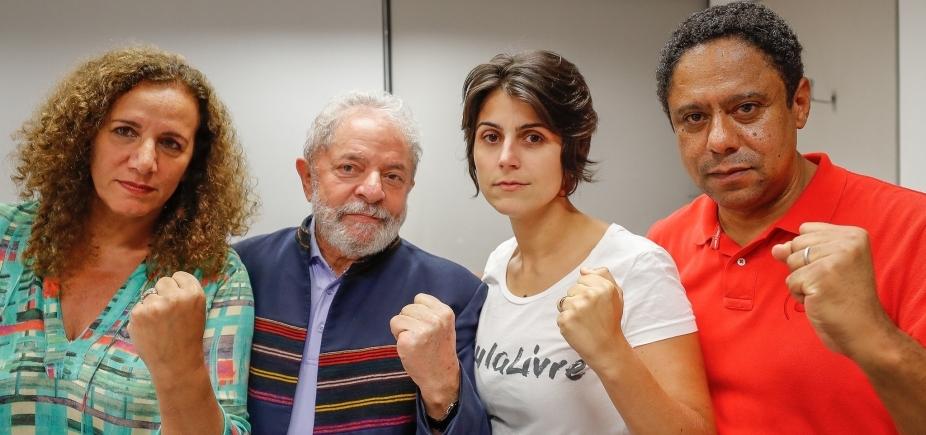 Lula rechaça usar tornozeleira eletrônica