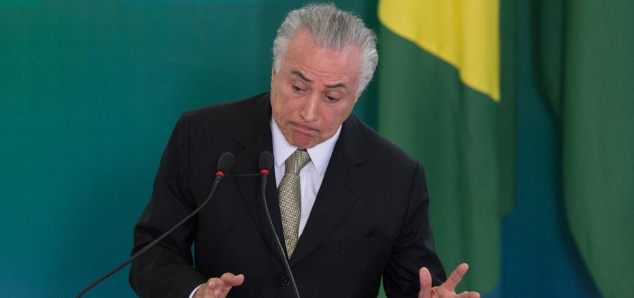 Michel Temer exonera 7 ministros