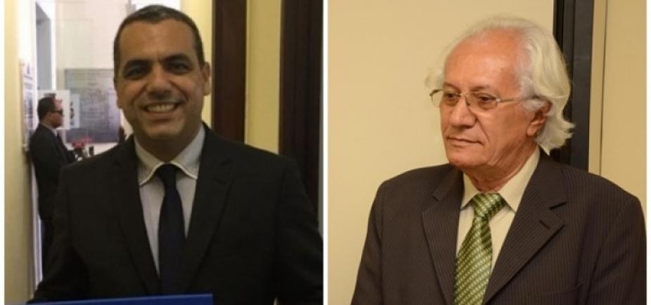 Juiz arquiva processo de Atanázio contra Cezar Leite