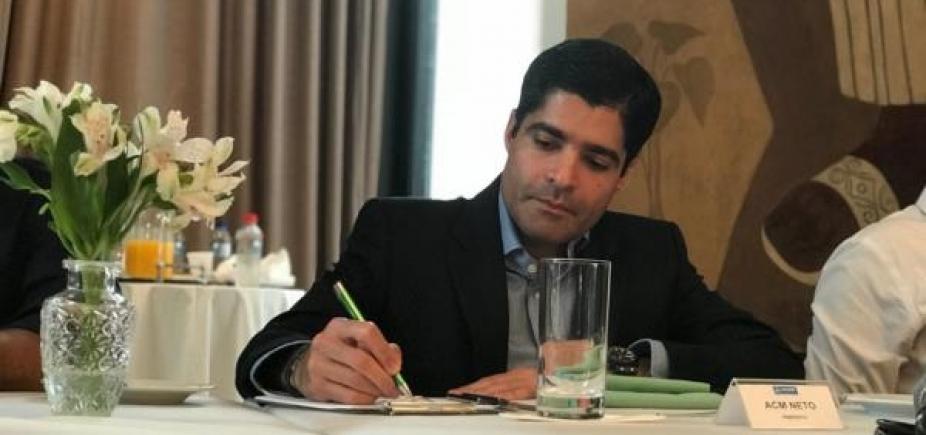 Neto exonera três secretários para eleições