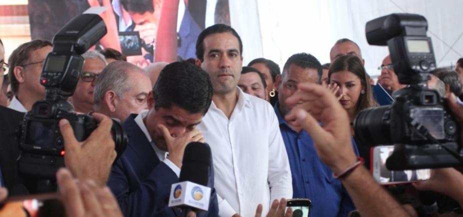 Aliados relatam que Neto comunicou ao grupo: 'Não vou ser candidato'