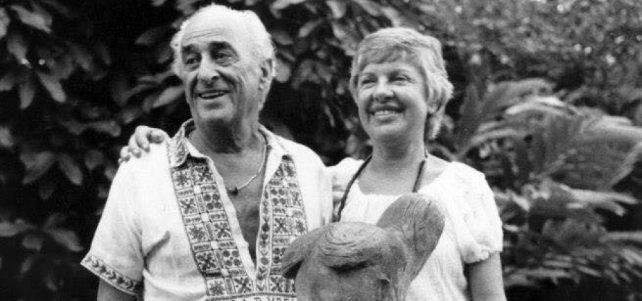 Morre Nancy Bernabó, viúva do pintor Carybé, aos 94 anos