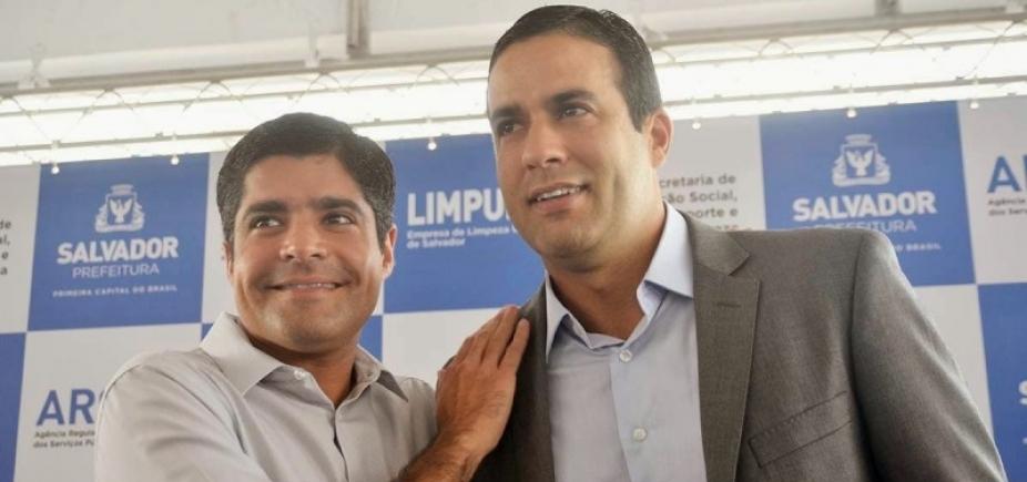 Bruno Reis se filia ao DEM e fala de 'sonho' de ser prefeito de Salvador