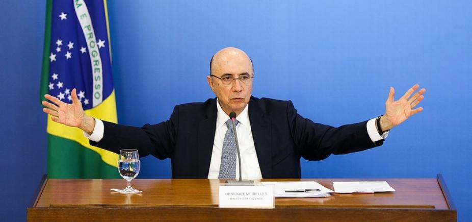 Meirelles decide deixar Ministério da Fazenda