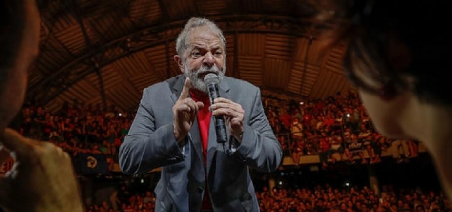 Prisão de Lula pode ser cumprida somente no sábado, diz PF