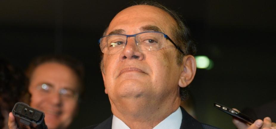 Gilmar nega afastamento do governador do Tocantins