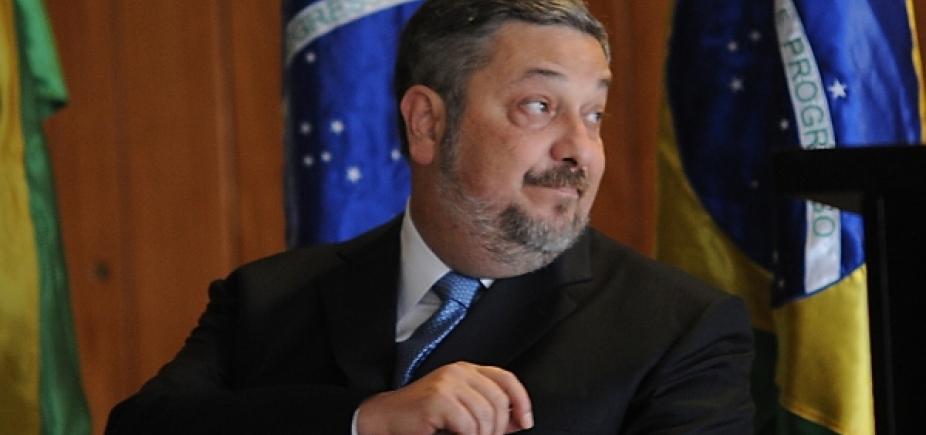 Supremo marca para dia 11 julgamento de pedido de liberdade de Palocci