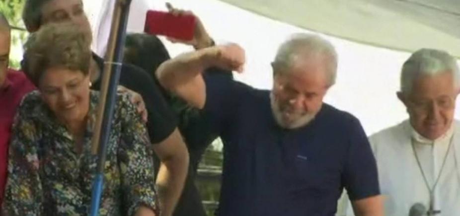Lula deixa sindicato pela primeira vez desde a condenação para ʹcelebraçãoʹ a Marisa