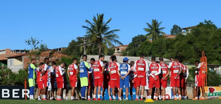 Com volta de Nino, Bahia chama 23 para Ba-Vi