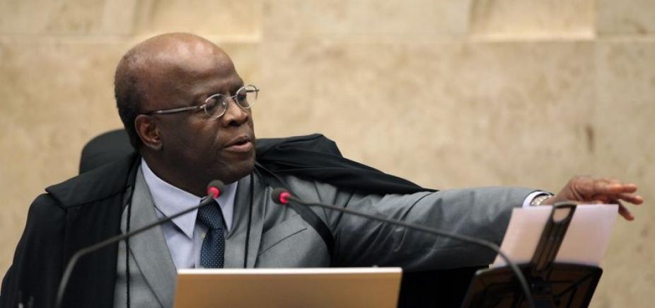 Ex-ministro do STF, Joaquim Barbosa se filia ao PSB