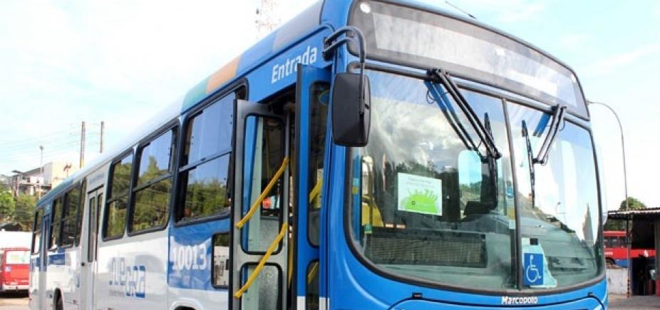 Ônibus deixam de circular no fim de linha do Vale das Pedrinhas após incêndio
