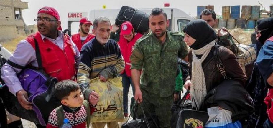 Síria: autoridades do país anunciam acordo para pacificar Duma