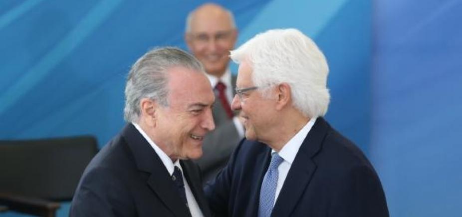 Temer decide colocar Moreira Franco no Ministério das Minas e Energia