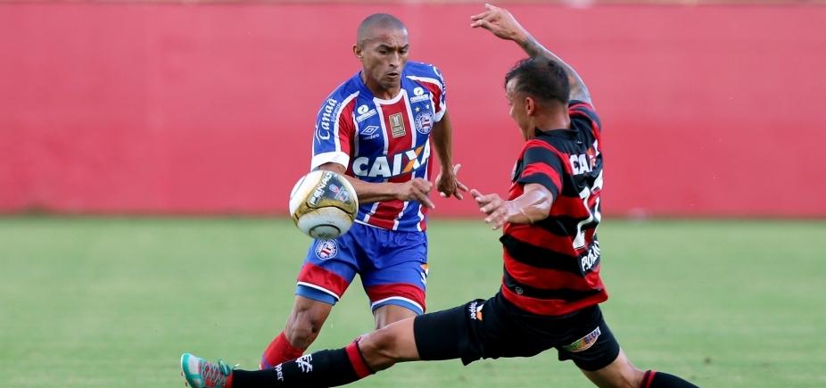 Bahia vence o Vitória por 1 a 0 e conquista 47º título do Baianão