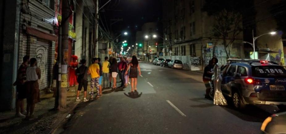 Bar LGBT é atacado no centro de Salvador