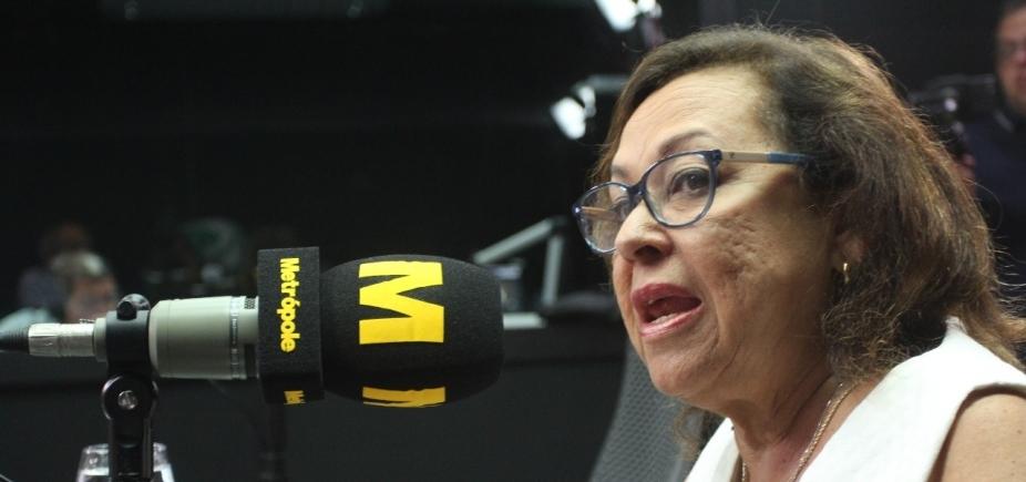 ʹPT manterá candidatura de Lula até o limiteʹ, diz Lídice