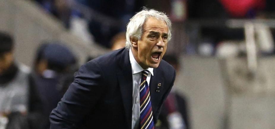 A 2 meses da Copa, Japão demite técnico