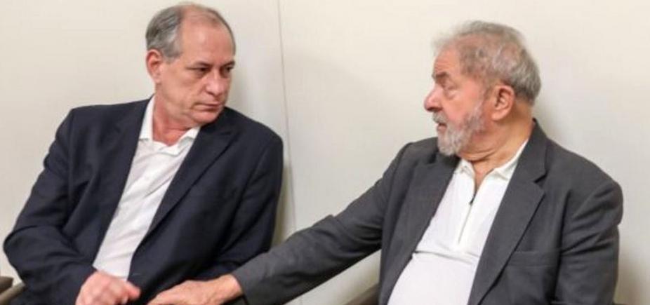Ausência de Ciro em atos pró-Lula o afastam do PT
