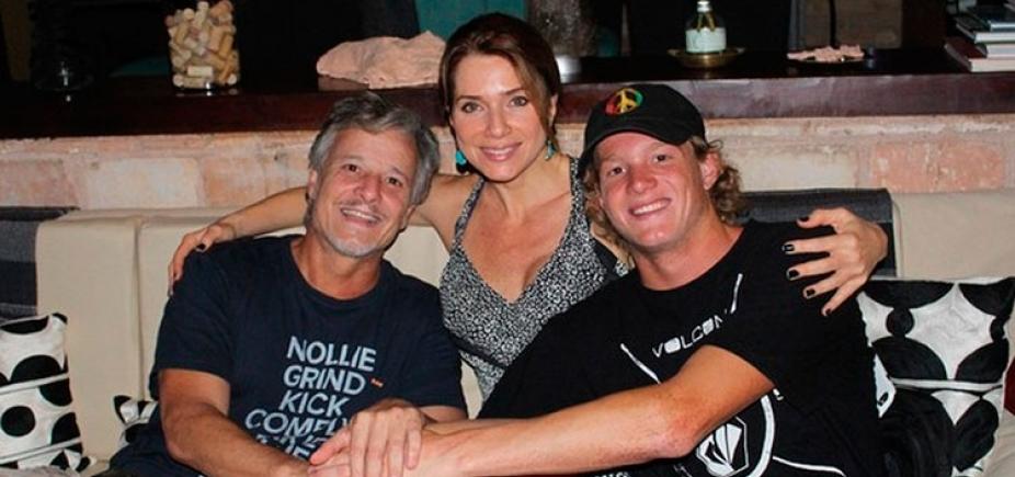 Filho de Marcelo Novaes e Letícia Spiller é preso com maconha