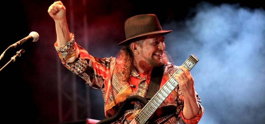 Geraldo Azevedo é atração de evento em Salvador neste final de semana