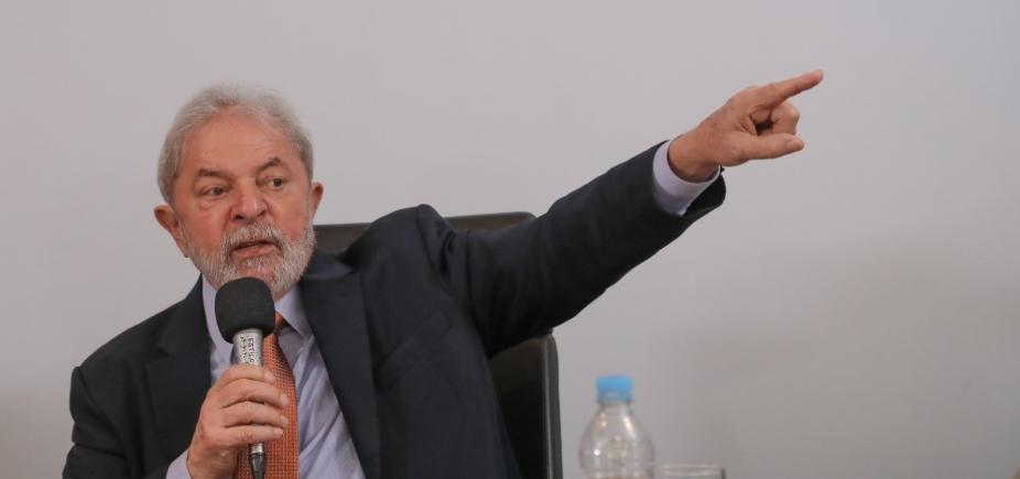 Interrogatório de Lula na Operação Zelotes é marcado para junho