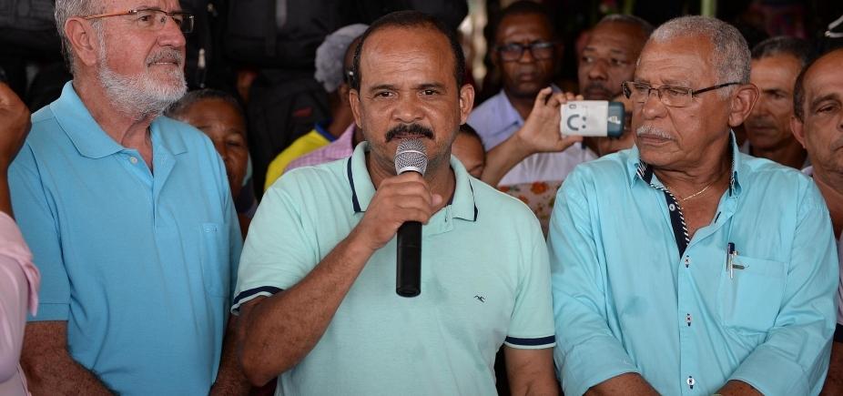 Camaçari: Elinaldo troca secretários e demite seis